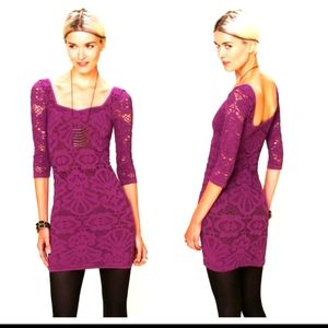 Free People Intimately Medallion Bodycon D…